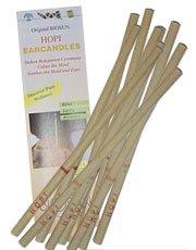 Biosun Hopi Ear Natural Candles - 5 Pairs