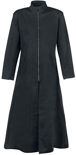 Gothicana by EMP Matrix Coat Cappotto nero XL