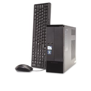 Acer AX3910-U4022 Desktop (Black)