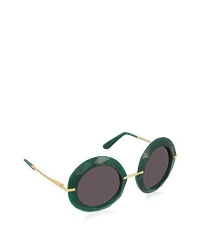 Dolce & Gabbana Sonnenbrille Mod. 6105 30088E 50_30088E (50 mm) grün