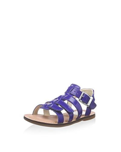 Clarks Kids Sandale blau