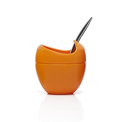 mate-mateo-silicone-yerba-mate-gourd-cup-with-bombilla-orange