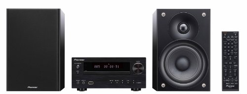 Review and Buying Guide of Cheap Pioneer X-HM51DAB-K Micro System with DAB+, USB, Bluetooth and iPod Direct Connection - Black