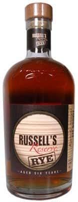Wild Turkey Russell Reserve 6Yr Rye Whiskey 750ml