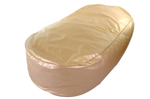 faux-leather-metallic-gold-large-lounger-bean-bag-cover-only