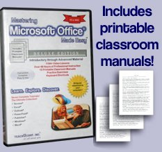 Learn Microsoft Office 2007 And Windows 7 - Video Training Tutorials For Windows 7, Excel, Word, Powerpoint, Outlook, Publisher And Access 2007