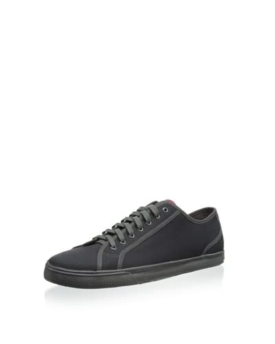 Ben Sherman Men's Breckon Low Twill Sneaker