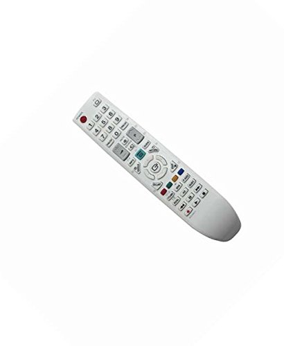 Universal Replacement Remote Control For Samsung Ln32D550 Ln32D550K1F Ln40A650A1F Pl50A650 Plasma Lcd Led Hdtv Tv