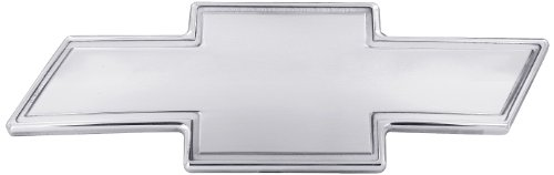 All Sales 96141P Chevy Grille Emblem with Border (Chevy Tahoe Chrome Emblem compare prices)