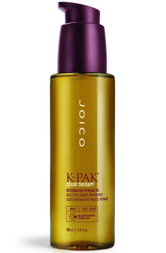 Joico K-Pak Color Therapy Restorative Styling Oil 3.4 Fluid Ounce