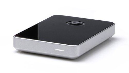 G-Technology G-DRIVE mobile 750 GB 5400RPM USB 2.0 Portable External Hard Drive with Firewire 400 Firewire 800 Interfaces 0G01961