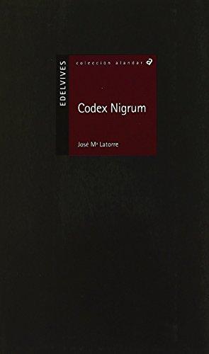 Codex Nigrum descarga pdf epub mobi fb2
