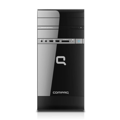 HP Compaq CQ2932EA Desktop PC (Intel Core i3 3220T 2.8GHz Processor, 4GB RAM, 1TB HDD, Windows 8)