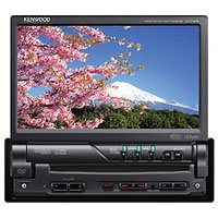 Kenwood Kvt-516 7-Inch In-Dash Navigation Ready Dvd Receiver