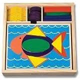 Beginner Pattern Blocks Puzzles