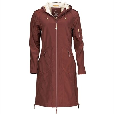 Cruise Raincoat Bordeaux 36