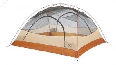 Big Agnes Copper Spur UL 4 Person Tent Cool Gray / Terra Cotta 4 Person (Big Agnes Copper Spur 2 compare prices)