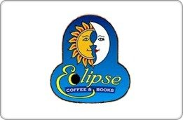 Eclipse Coffee & Books Gift Card ($15)