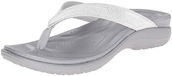 Crocs Capri V Shimmer Womens Flip