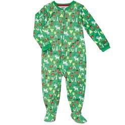 Oshkosh Toddler Girls Microfleece Blanket Sleeper (4T)