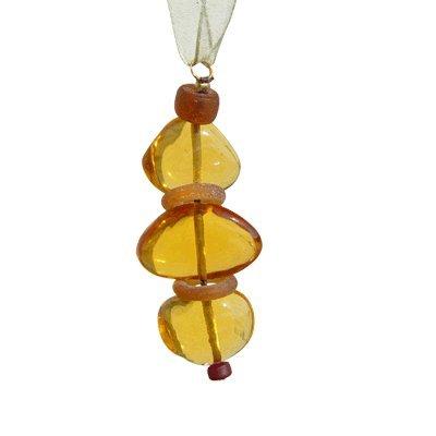 Orna Lalo 3 Cognac Pebbles Choker