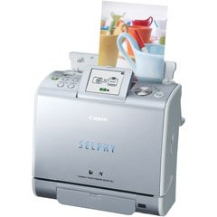 Canon Selphy ES1 Compact Photo Printer (0324B001)