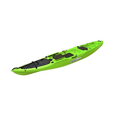 Malibu Kayaks X-Factor Fish and Dive Package Sit on Top Kayak