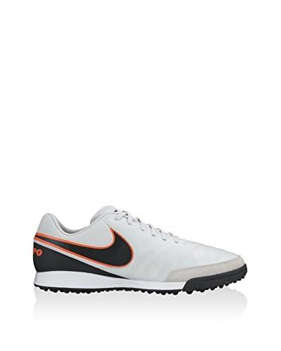 Nike Zapatillas de fútbol Blanco / Negro