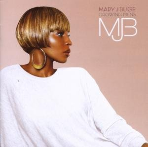 BLIGE, MARY J. - GROWING PAINS - LP