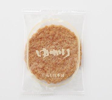 坂角総本舗 ゆかり(8枚入り)【海老せんべい】