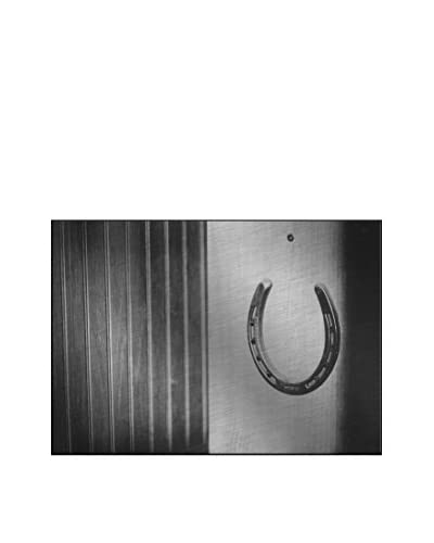 Film Photography On Mounted Metal