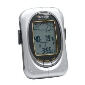 Oregon Scientific Handheld Weather Forecaster w/