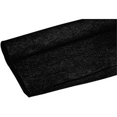 New Parts Express Speaker Cabinet Carpet Jet Black Yard 54 - Inch Wide