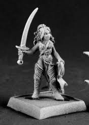 Shensen by Reaper Minatures
