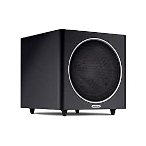 Polk Audio PSW110 10-Inch Powered Subwoofer (Single, Black) from Polk Audio