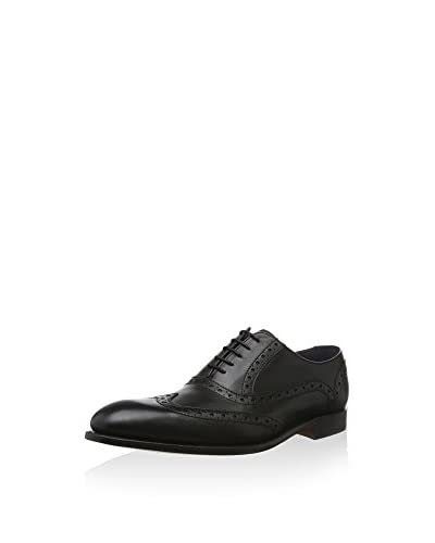 BARKER SHOES Zapatos Oxford Negro