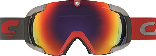 Carrera Skibrille CLIFF EVO SPH Red Spectra TV Red Dots(3DO)