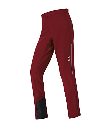 Gore Mens ALP-X 2.0 Windstopper Soft Shell Cycling Trousers<br />
