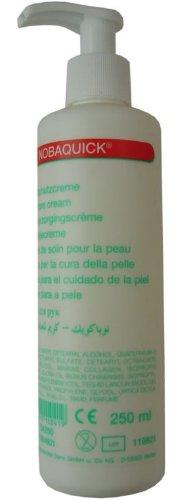 Hautschutzcreme Nobaquick 250 ml Hautcreme von Noba Verbandmittel