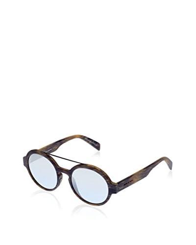 ITALIA INDEPENDENT Gafas de Sol 0913-BHSA-49 (49 mm) Azul / Beige