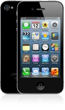 Apple iPhone 4S mobile phone 16Gb Black MD865LL/A