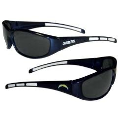 San Diego Chargers NFL Wrap UVA UVB Team Sunglasses - Sports Fashion Accessory... by NFL
