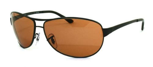 Ray Ban RB 3342 Matte Black (rb3342-0064i) 60