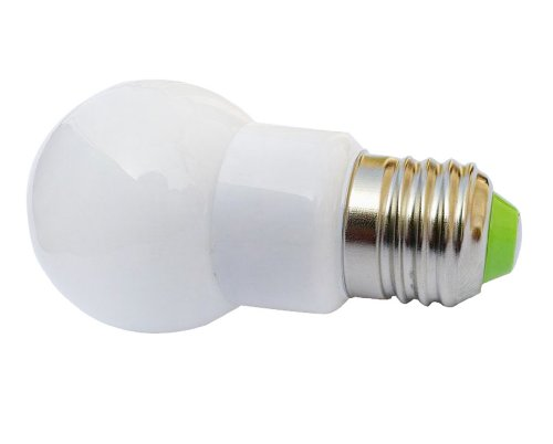 Niceeshop(Tm) Home Use 220V 2 Watt E27 Warm White Led Bulb Energy Saving Light Bulbs