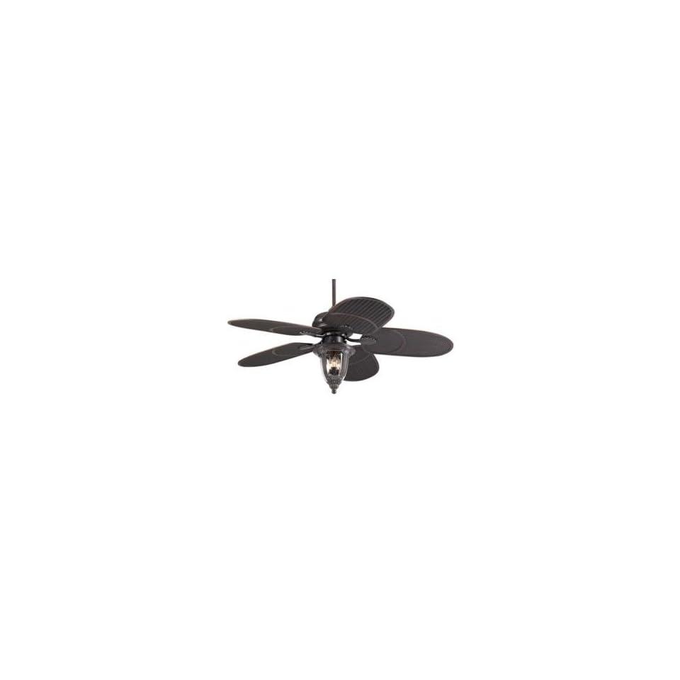 52 Casa Vieja Tropical Bronze Indoor/Outdoor Ceiling Fan