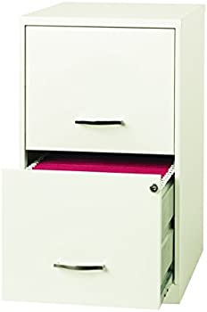 Space Solutions 2-Drawer File Cabinet