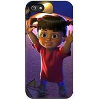 Boo Monster Inc iPhone 5/iPhone 5s Case (Black Plastic) (Monsters Inc Cases For Iphone 5s compare prices)
