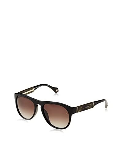 E. Zegna Gafas de Sol SZ3653G_0700 (55 mm) Negro