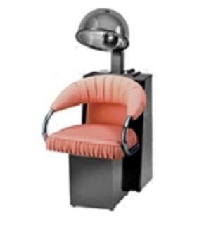 Pibbs Cloud Nine Dryer Chair with Black Steel Base Model 9969