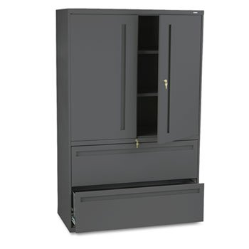 HON795LSS - HON 700 Series Lateral File With Storage Case